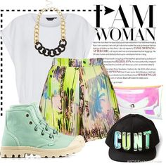Words can't hurt you. | Women's Outfit | ASOS Fashion Finder