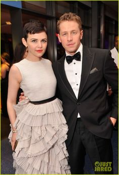 'Once Upon a Time's' Ginnifer Goodwin & Josh Dallas got married on April 12,2014 in LA