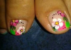 Toe Nail Art, Toe Nails, Print Tattoos, Nail Art Designs, Beauty, Color, Diana, Happy, Ideas