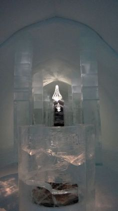 Ice Hotel Sweden, Ice Ice Baby, Travel, Color, Ice Hotel In Sweden, Viajes, Colour, Destinations, Traveling