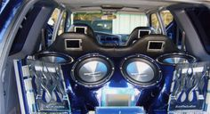 speaker systems set up for cars   car speaker system was set up in cars when it comes to avoiding the ...
