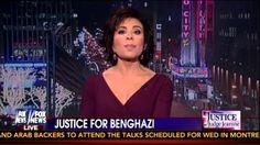 Benghazi  Judge Jeanine Pirro Utterly Destroys Hillary Clinton