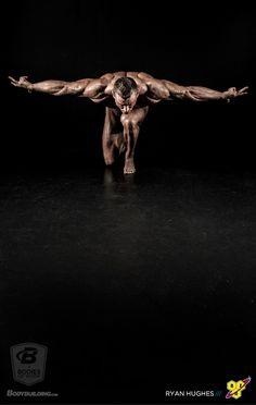 Bodies Of Work: Volume 1 - Ryan Hughes 34 - Bodybuilding.com