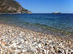 beatiful beach of Eze