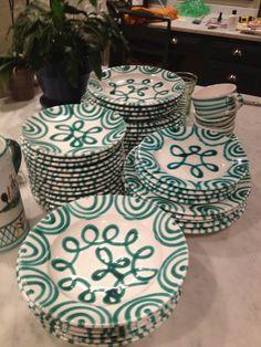 Gmundner ceramics. Ceramic Design, Vintage Ceramic, Tea Time, Porcelain, China, Ceramics, Retro, Inspiration, Products