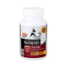 Nutri-Vet SAMe for Senior Dogs, 30-Count >>> You can get additional details at the image link. (This is an Amazon affiliate link)