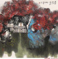 杨延文画集(2) - 山野村夫 - 山野村夫