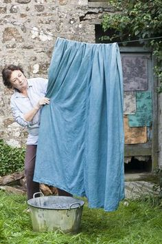 Colour Recipes for Painted Furniture and More by Annie Sloan_ 2. Dyeing Fabric with Chalk Paint™_2