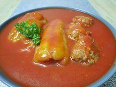 Hungarian Recipes, Hungarian Food, Sausage, Meat, Kitchen, Cooking, Hungarian Cuisine, Sausages, Cucina