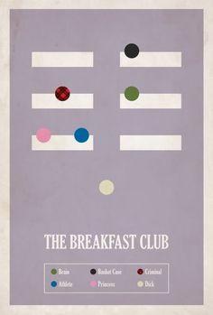 Minimal Movie Posters.