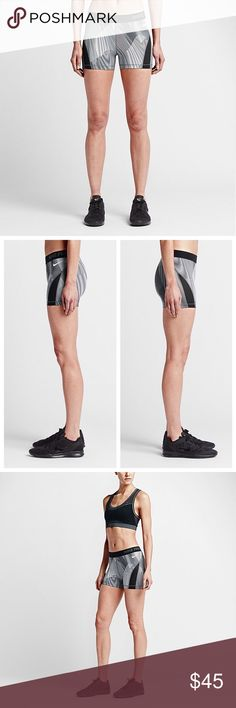 "📦 25% off bundles! Nike Pro hypercool shorts NWT Nike pro hypercool frequency shorts with 3"" inseam. Made of 80% polyester and 20% spandex. Nike Shorts"