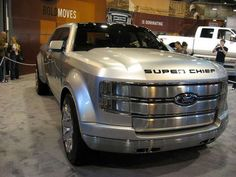 2016 Ford Super Chief front