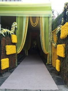Best site to plan a modern Indian wedding, WedMeGood covers real weddings… Wedding Stage Decorations, Festival Decorations, Flower Decorations, Home Wedding, Wedding Events, Wedding Ideas, Goa, Event Management Services, Online Wedding Planner