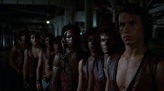 The Warriors (1979), Directed by Walter Hill