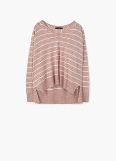 Jersey rayas algodón