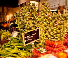 When In New York... Meet The Vegetable Butcher At Mario Batali's Eataly