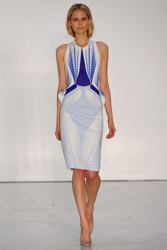 Dion Lee Spring 2013 Ready-to-Wear Collection #lfw
