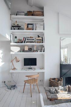 A dreamy & serene Paris Apartment - Daily Dream Decor