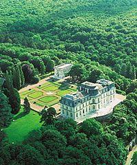Chateau hotel in Loire Valley France - chateau d'Artigny & Spa