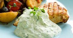 Maukas yrttikastike on helppo ja nopea valmistaa. Se sopii tarjoiltavaksi esimerkiksi liha-, kana- ja grilliruokien tai salaattien kera.