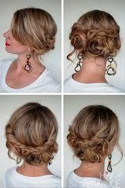 easy messy bun hairstyles long hair - Google Search