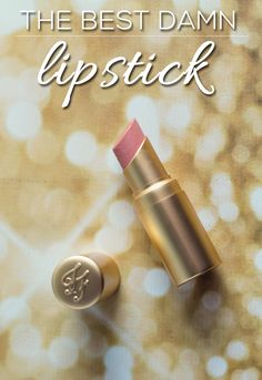 The Best Lipstick! Too Faced La Creme in 'Naked Dolly' is the best of 2014!