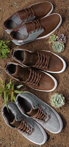 Vans OTW Collection Spring 2012: Native American
