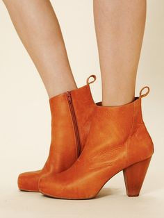 Free People City Limits Ankle Boot, wish they had these in my size!!