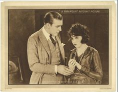 TOo much time has passed since my last Wally movie. I'd love to watch THE DANCIN' FOOL (1920) but its probably also destroyed...:(  Silent Film Comedy Romance Wallace Reid & Bebe Daniels