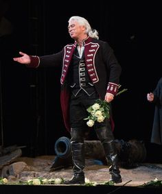 Dmitri Hvorostovsky triumphs in return to stage at Metropolitan Opera - Dmitri…