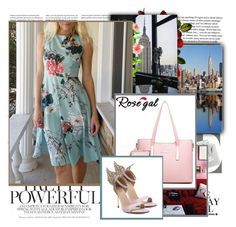 """""""Spring fashion 11"""" by emily-5555 ❤ liked on Polyvore featuring vintage and rosegal"""