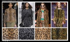 Fall 2017/2018 trends animal printing
