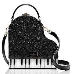 Kate Spade Jazz and Music-Themed Accessories