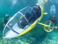 submersible bike