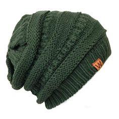 Headscarf Surfer Clipart Silhouette Logo Hip-Hop Knitted Hat for Mens Womens Fashion Beanie Cap