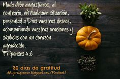 Mujeres que oran Pumpkin, Vegetables, Food, Philippians 4 6, Grateful Heart, Gratitude, Thanks, Pumpkins, Essen