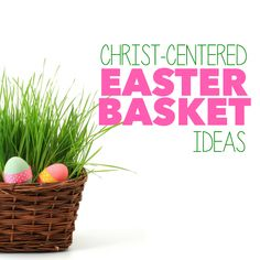 Christ centered easter basket ideas basket ideas easter baskets christ centered easter basket ideas negle Images