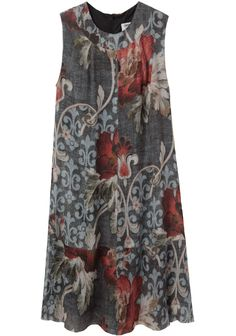 Charles Anastase / Patricia Printed Dress