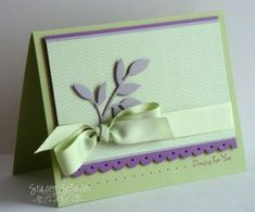 Praying for You by slschaf771 - Cards and Paper Crafts at Splitcoaststampers