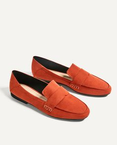 ZARA - WOMAN - PENNY LOAFERS