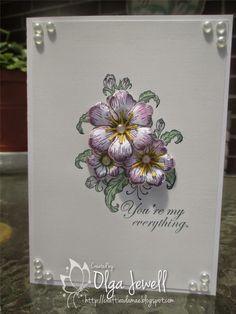 card by Olga Jewell