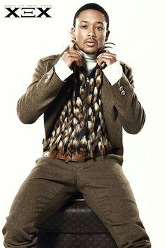 Winter fashion for men. #Romeomiller #xexmagazine #fashion