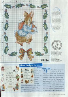 Peter Rabbit at Christmas 3