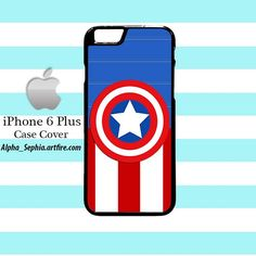 Captain America Shield Avengers iPhone 6 Case Cover