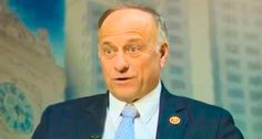 Rep. Steve King thinks people will now marry lawnmowers since same-sex marriage is legal