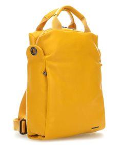 fb1bf562e87d Mandarina Duck Mellow кожаный рюкзак для ноутбука 14