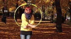 The cross grip isolation by Merilei! NOTE: Funland Tricks is now going on a winter holiday and will be back in January! Hula Hoop Workout, Hula Hooping, Aerial Hoop, Flow Arts, Belly Dance, Fun Workouts, Barefoot, Bodybuilding, Hobbies