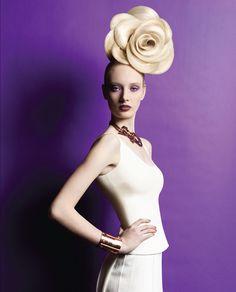Style: Aquage, Hair: Ann Bray, Photo: Luis Alvarez