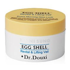 Dr. Douxi Xin Ni Sung Egg Shell Revital & Lifting Veil 100g - Strawberrycoco