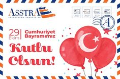 #asstra #transport #logistics Transport Logistics, Republic Day, Postcards, Transportation, America, Greeting Card